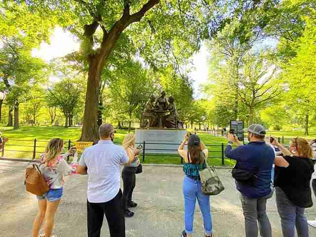Women's Monument Central Park (3)