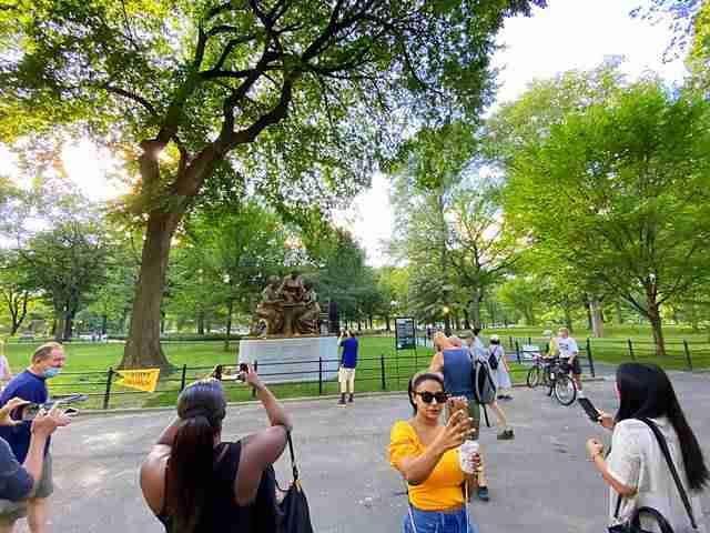 Women's Monument Central Park (5)