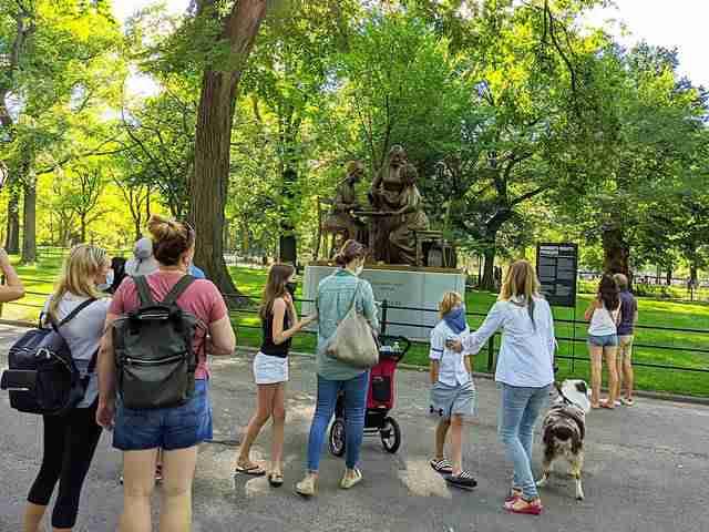 Women's Monument Central Park (6)