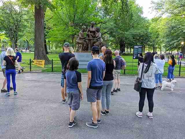 Women's Monument Central Park (7)