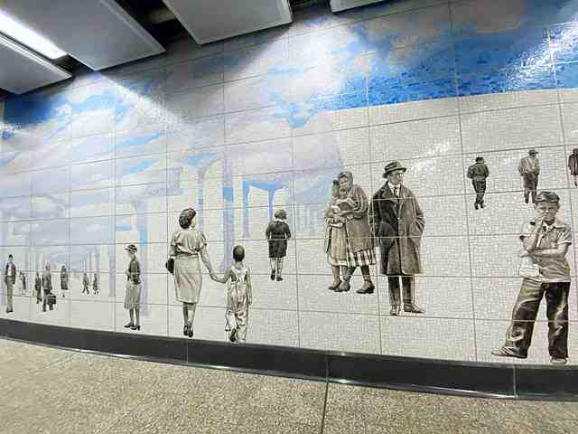 Subway Wall Art (6)