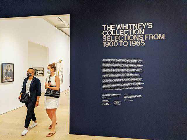 Whitney Museum of American Art (7)