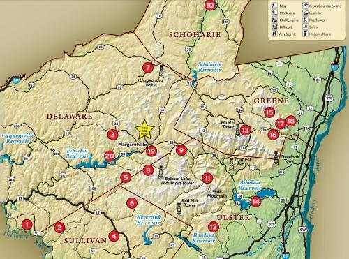 catskills-hiking-map