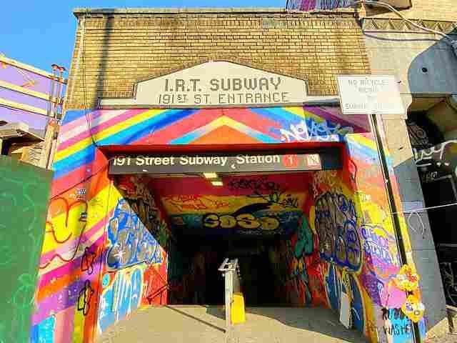 191 Street Station (1)