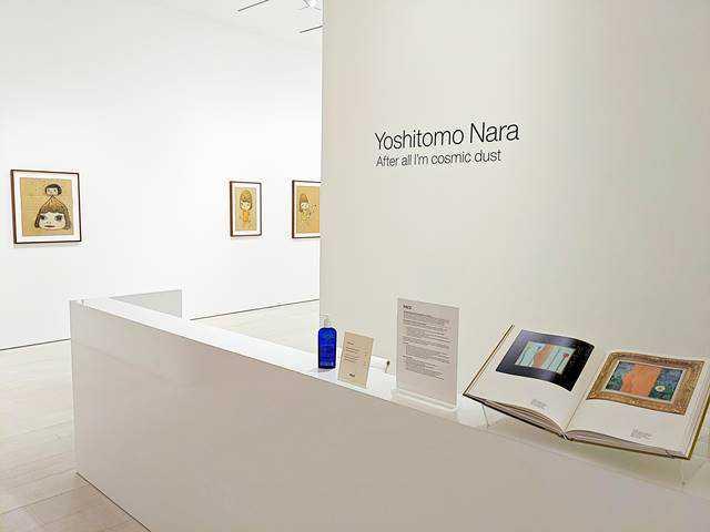 Pace Gallery Yoshitomo Nara (1)