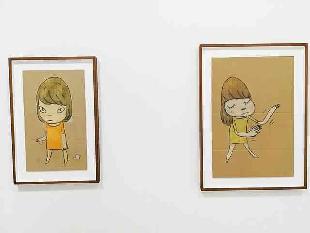 Pace Gallery Yoshitomo Nara (2)
