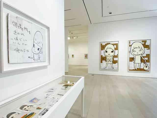 Pace Gallery Yoshitomo Nara (3)