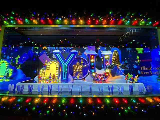 Macy's Holiday Windows (10)