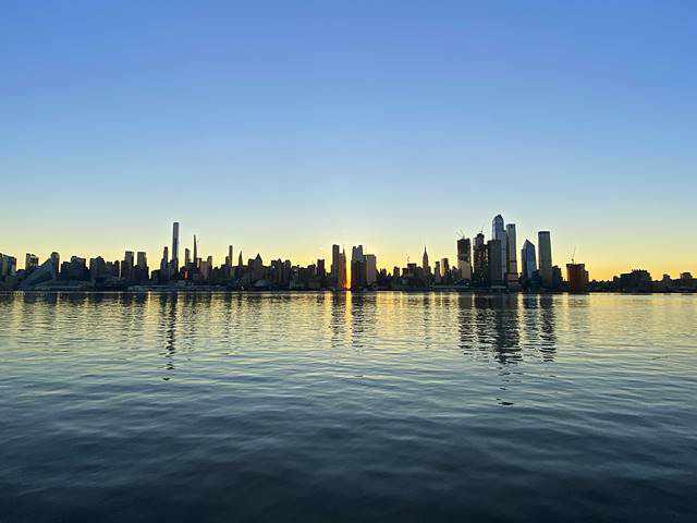 Manhattanhenge Sunrise (3)