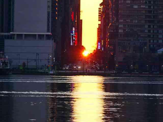 Manhattanhenge Sunrise (5)