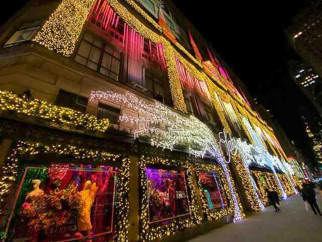 Saks Fifth Avenue Holiday Windows (3)
