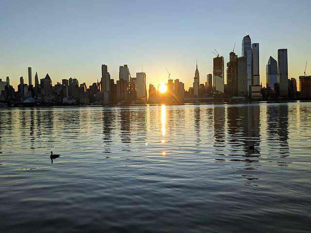 Sunrise NY