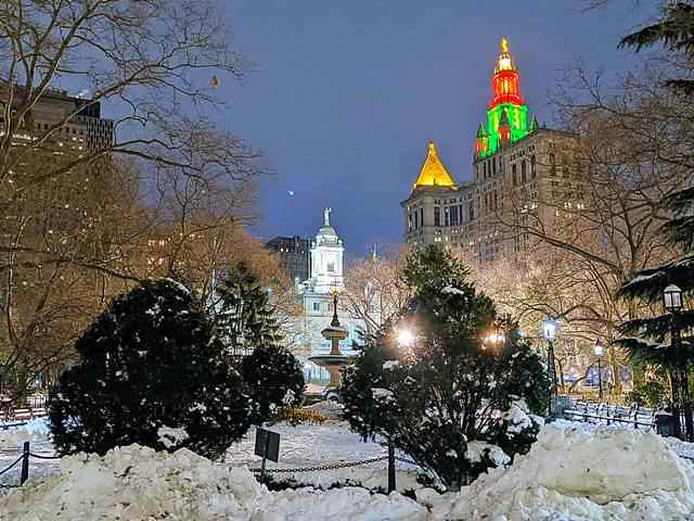 New York City Hall (1)
