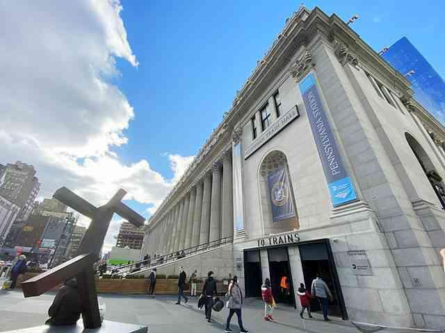 Penn Station Moynihan Train Hall (10)