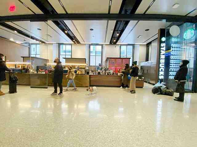 Penn Station Moynihan Train Hall (4)