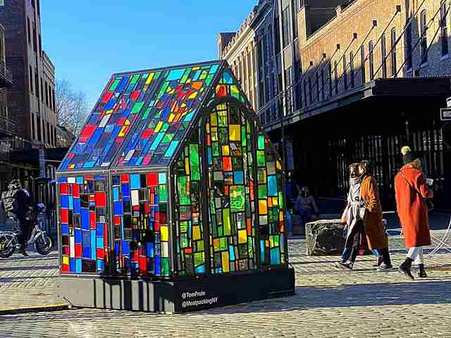 Tom Fruin Stained Glass House (2)