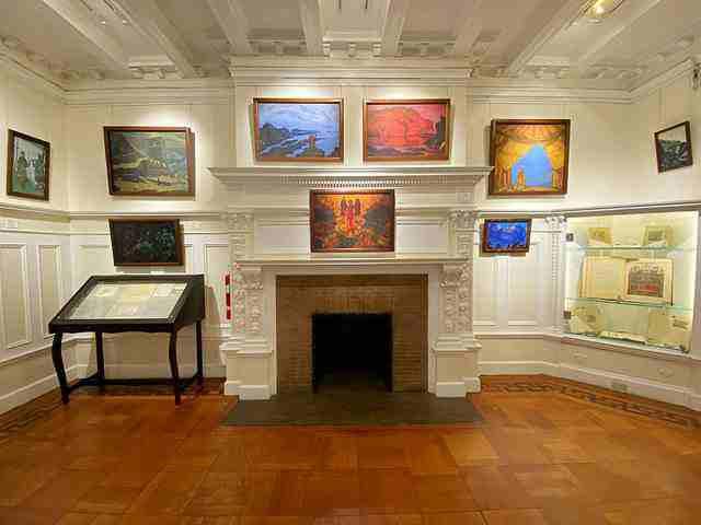 Nicholas Roerich Museum (11)