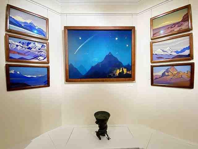 Nicholas Roerich Museum (4)