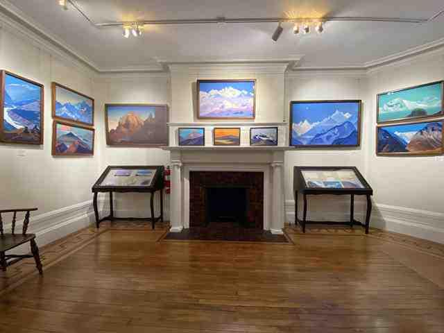 Nicholas Roerich Museum (5)