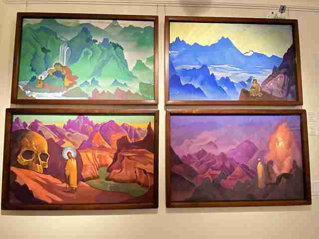 Nicholas Roerich Museum (6)