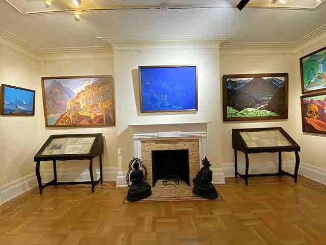 Nicholas Roerich Museum (7)