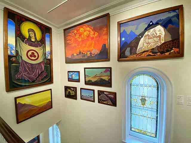 Nicholas Roerich Museum (8)