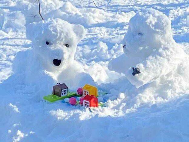 Snow Bears (4)