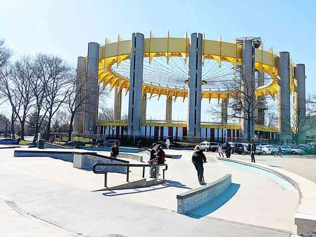 Flushing Meadows Corona Park (1)