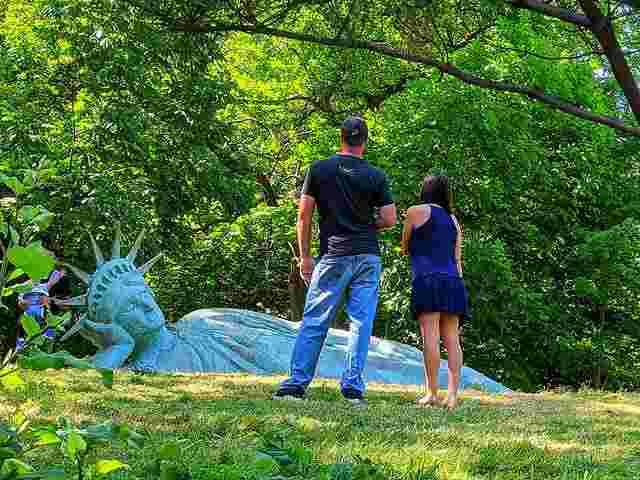 Reclining Liberty (1)
