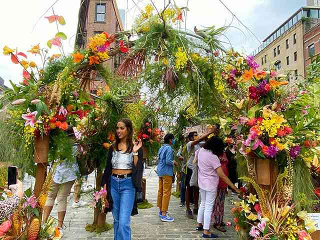 L.E.A.F Flower Show NYC (4)