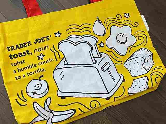 Trader Joe's Bag (1)