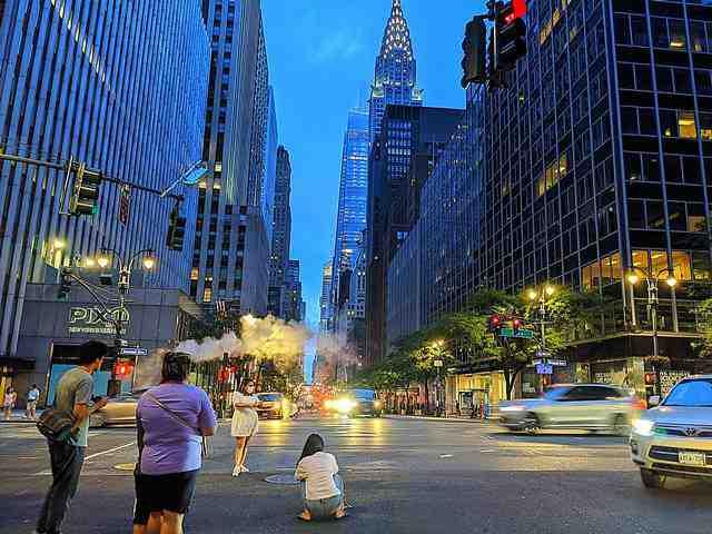 Manhattanhenge (7)