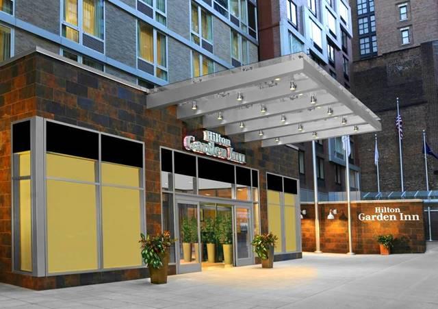 HiltonGarden Inn 35St